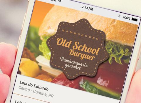 pedir comida celular smartphone aplicativo delivery