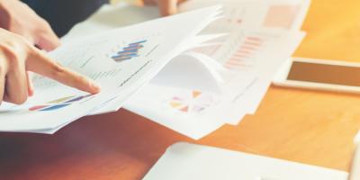 gestão empresarial restaurantes delivery folha relatório controle organização empresa