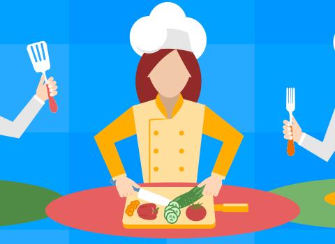 marketing para restaurantes sistema Vitto
