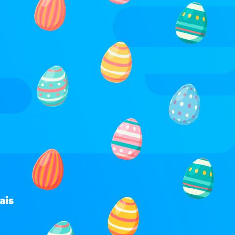 ovos pascoa restaurante vender mais