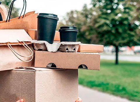 melhor embalagem de delivery para cada segmento sistema vitto